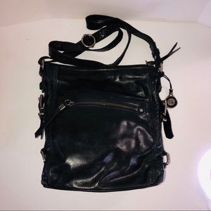 The Sak Happy and Free black crossbody bag purse